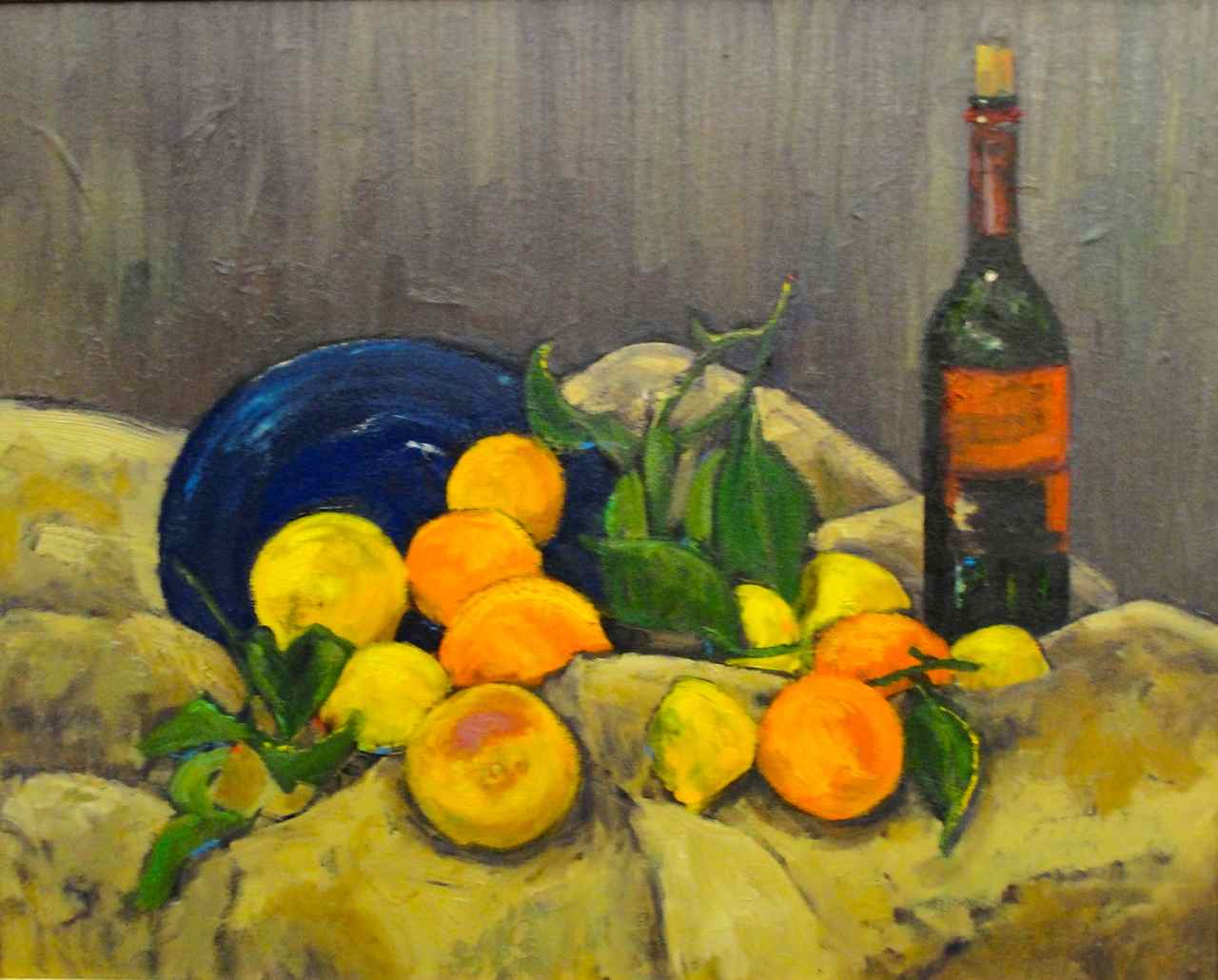 Cezannes Fruit Red Wine