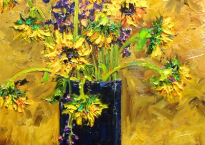 Van Gogh Sunflowers II