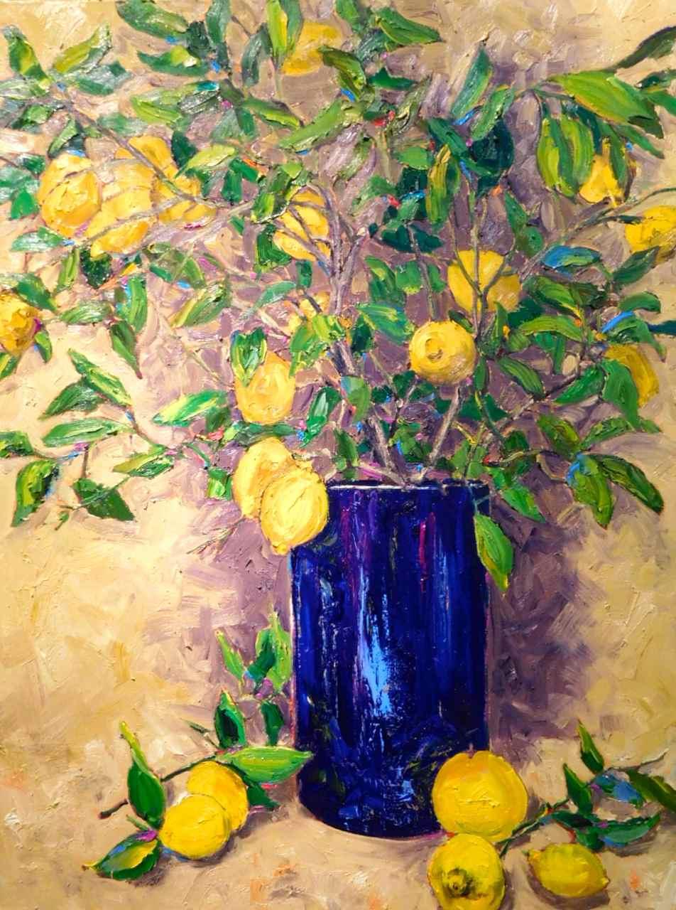 When Given Lemons Paint'em